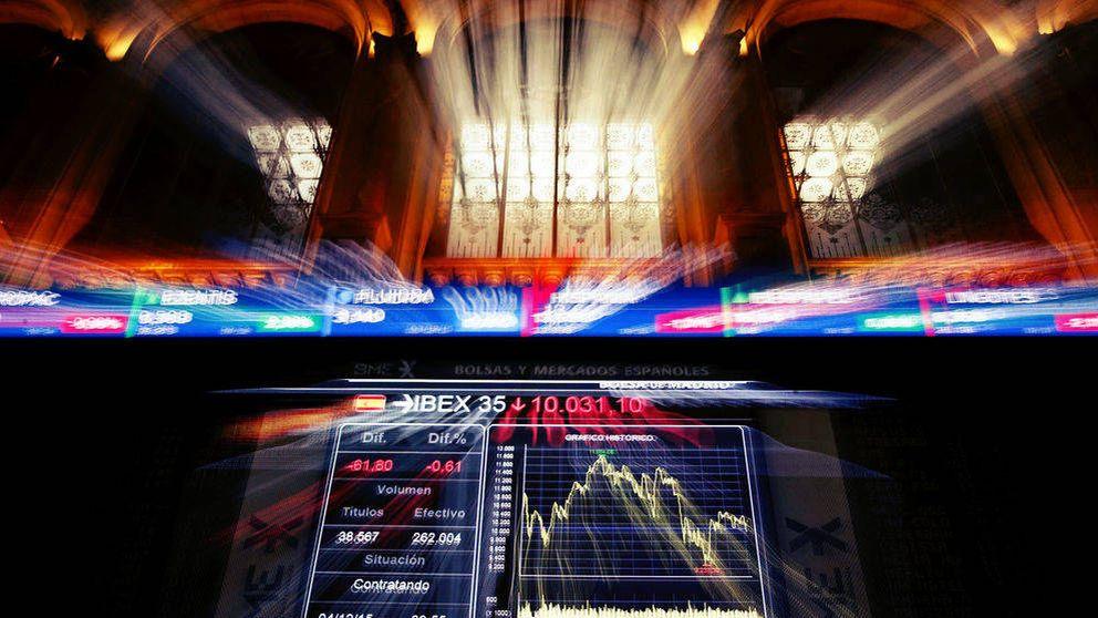 El Ibex 35 cierra el semestre más negro de su historia con una caída del 24%