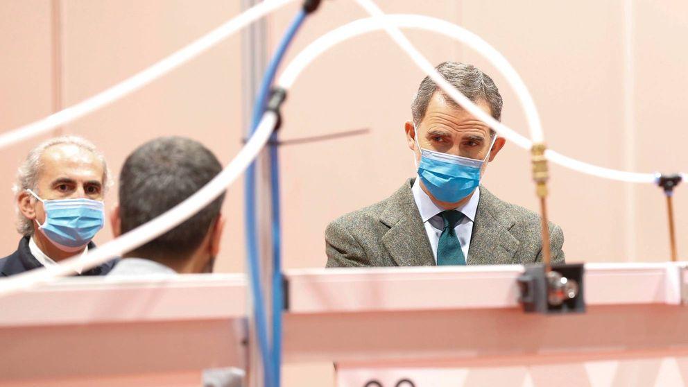 Última hora coronavirus: China afirma que España compró a una empresa sin licencia