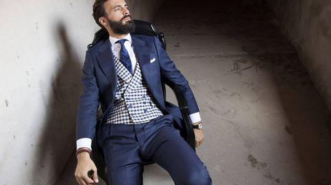 Él también da el sí: manual para elegir el perfecto traje de novio