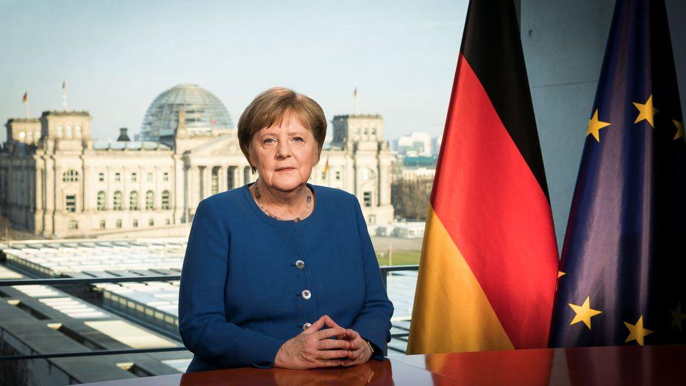 Foto: Angela Merkel (Reuters)
