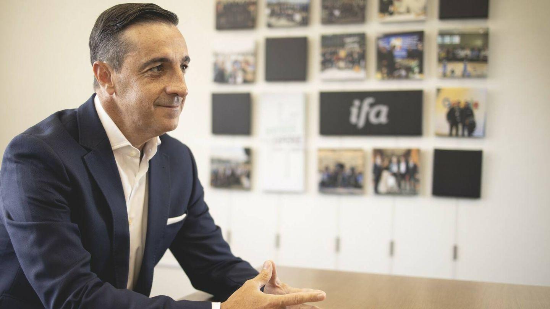 Juan Manuel Morales, director general de Grupo IFA.