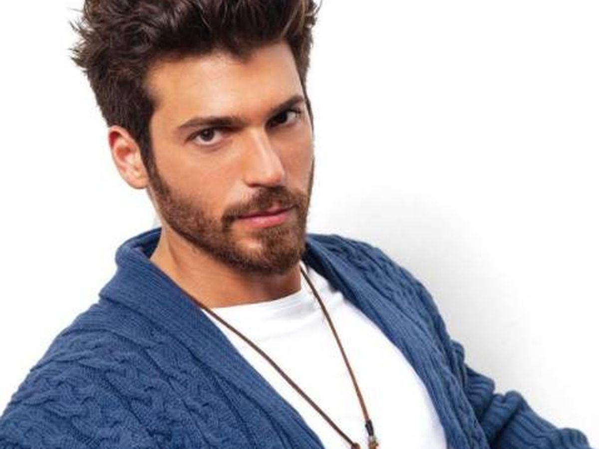 Foto:  El actor turco Can Yaman. (IG @canyaman)