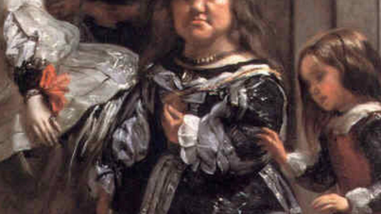 María de Bárbola y Nicolás de Pertusato, los enanos de 'Las Meninas'.