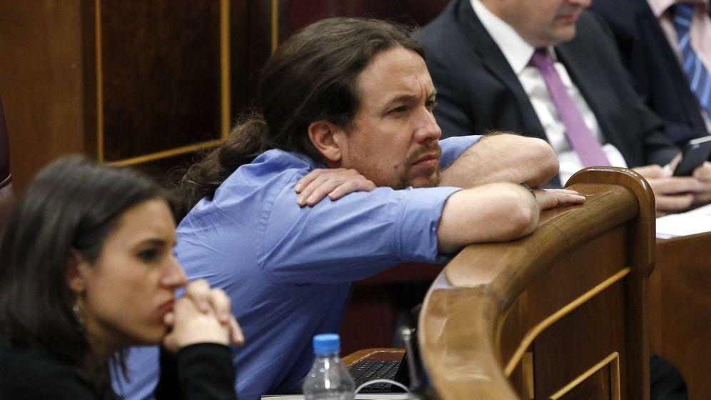 Foto: El líder de Podemos, Pablo Iglesias (EFE)