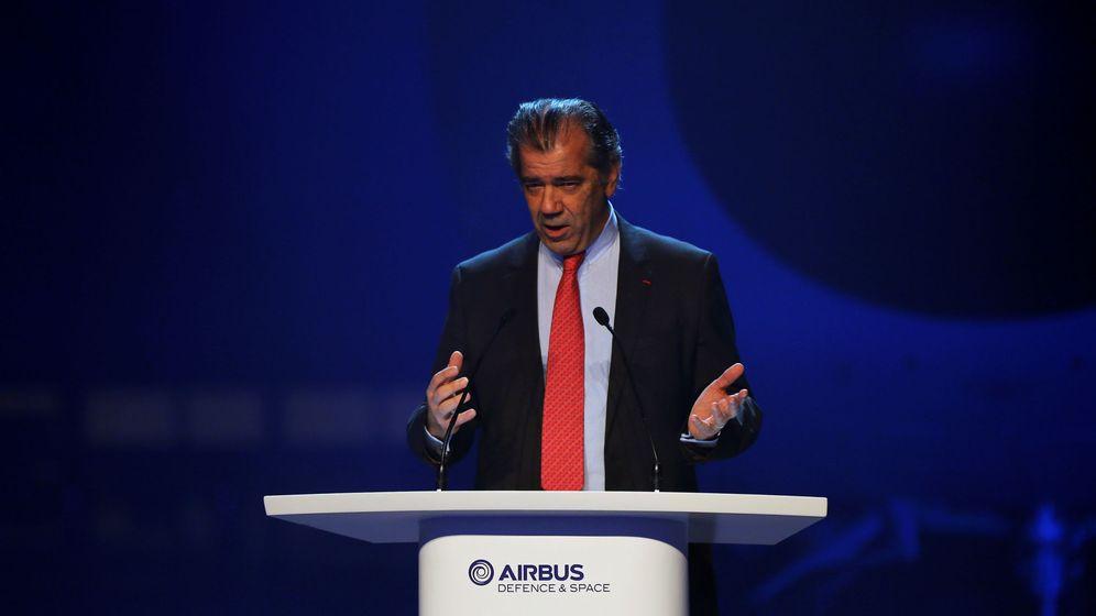 Foto: Fernando Alonso, presidente de Airbus España (Reuters).