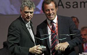 Florentino Pérez anuncia medidas legales contra 'France Football'