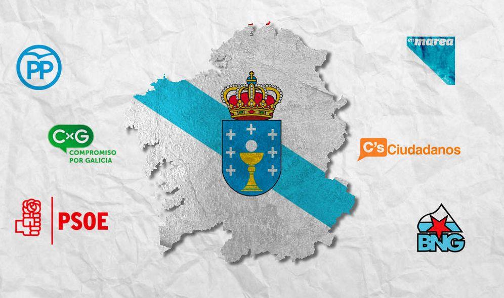 Foto: Programas electorales gallegos: qué ofrecen en empleo, pensiones, etc. (C.Castellón)