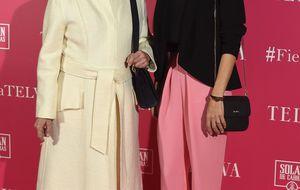 Glamour y belleza en los Premios Telva