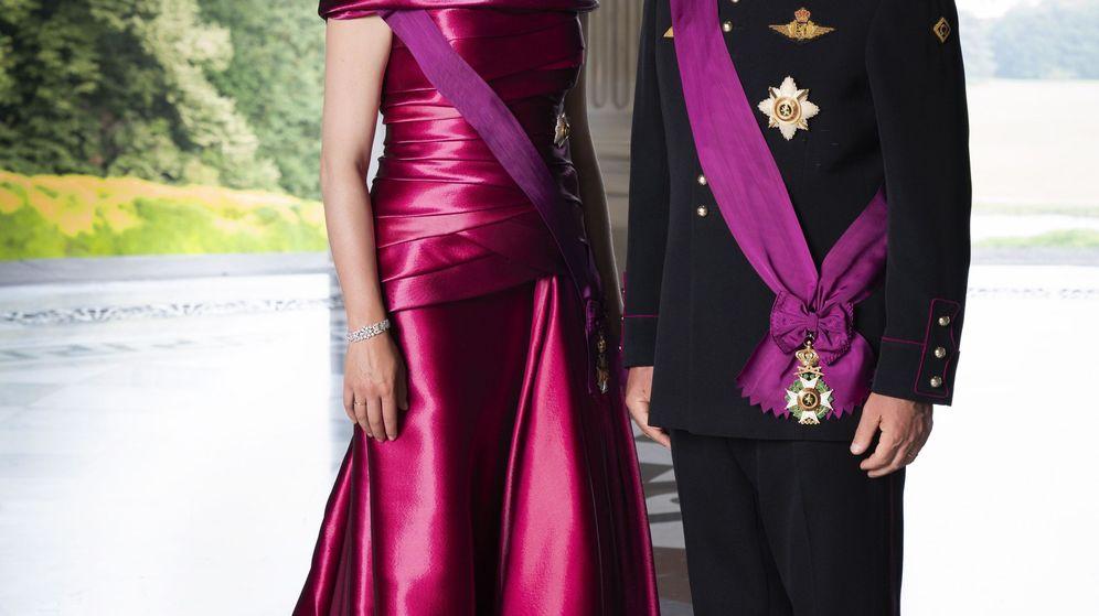Foto: Felipe y Matilde de Bélgica. (Casa Real de Bélgica)