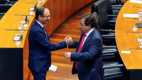El líder de Cs en Extremadura deja la política por discrepancias con su partido