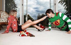 El triunfo de los jerséis navideños