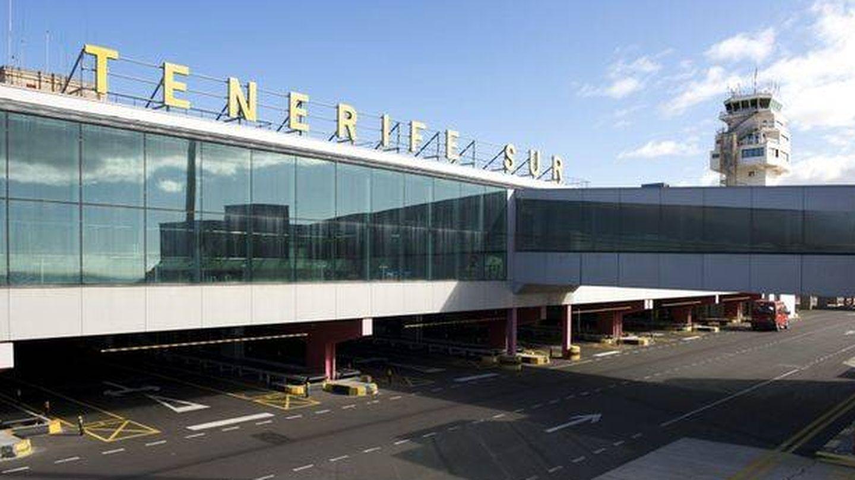 Terminal del aeropuerto de Tenerife Sur. (Aena)