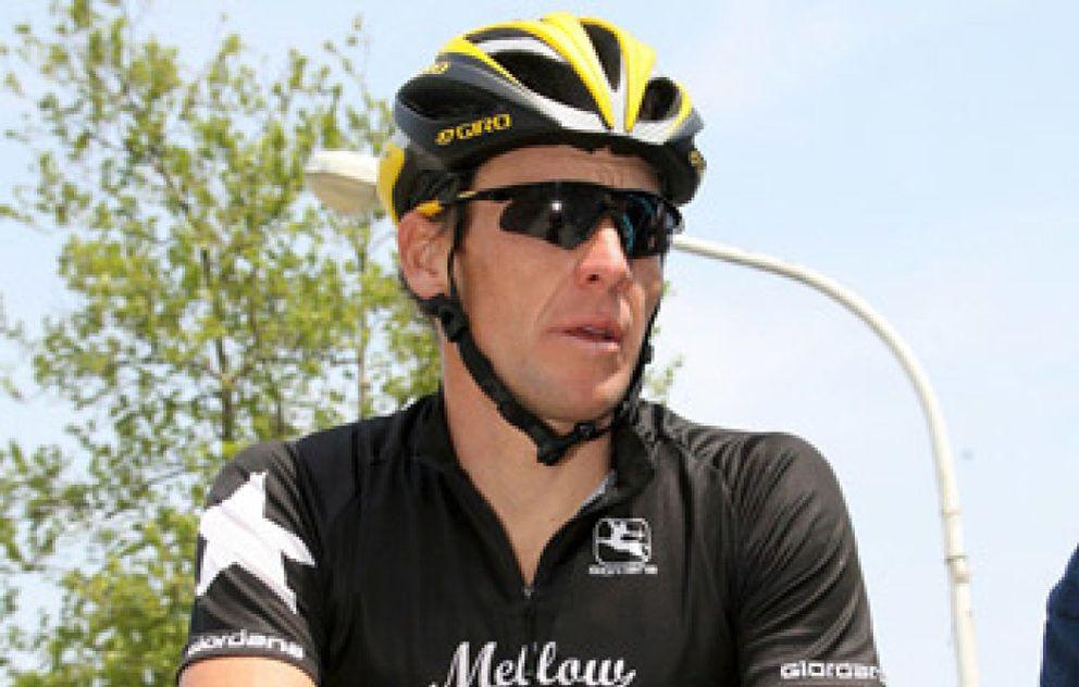 Foto: RadioShack será el nuevo equipo de Armstrong