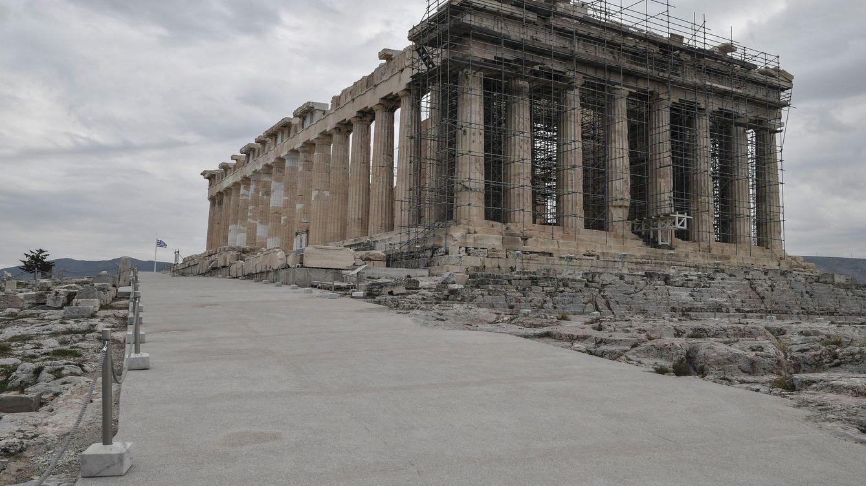 Grecia extiende hasta el 7 de enero la prohibición de vuelos a Cataluña y Turquía