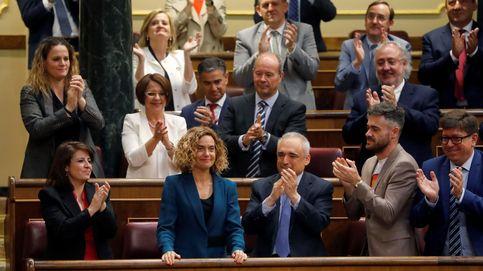Batet, elegida nueva presidenta del Congreso en segunda votación