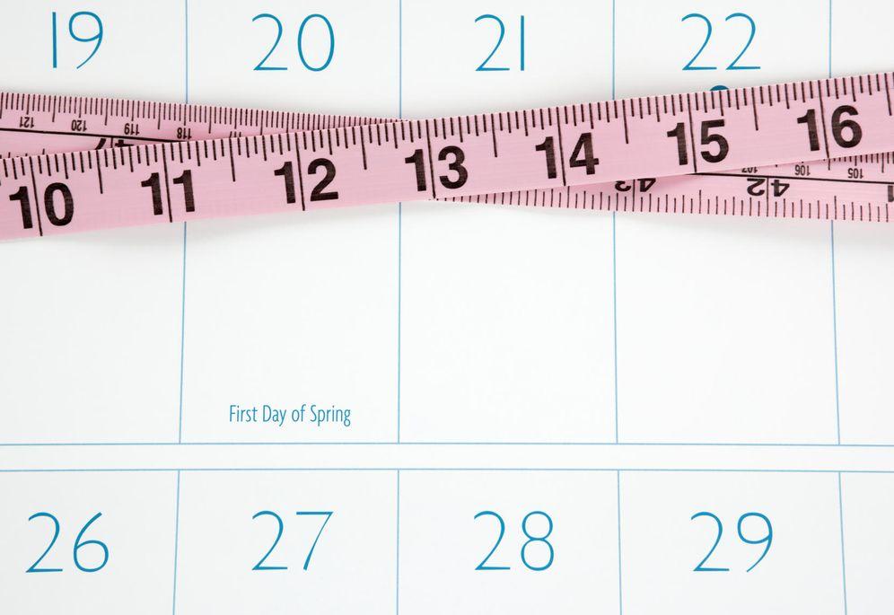 Foto: Aguanta un día más y verás los increíbles resultados. (iStock)