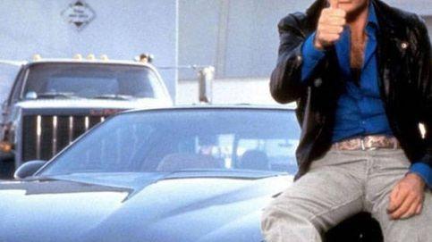 El KITT de David Hasselhoff puede ser tuyo:  el coche fantástico, a la venta