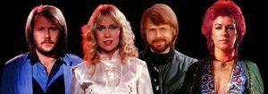 Foto: Los miembros masculinos de ABBA componen el himno de Eurovisión 2013