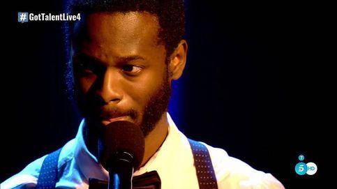 César Brandon, el poeta que conquistó 'Got Talent España' en menos de tres minutos