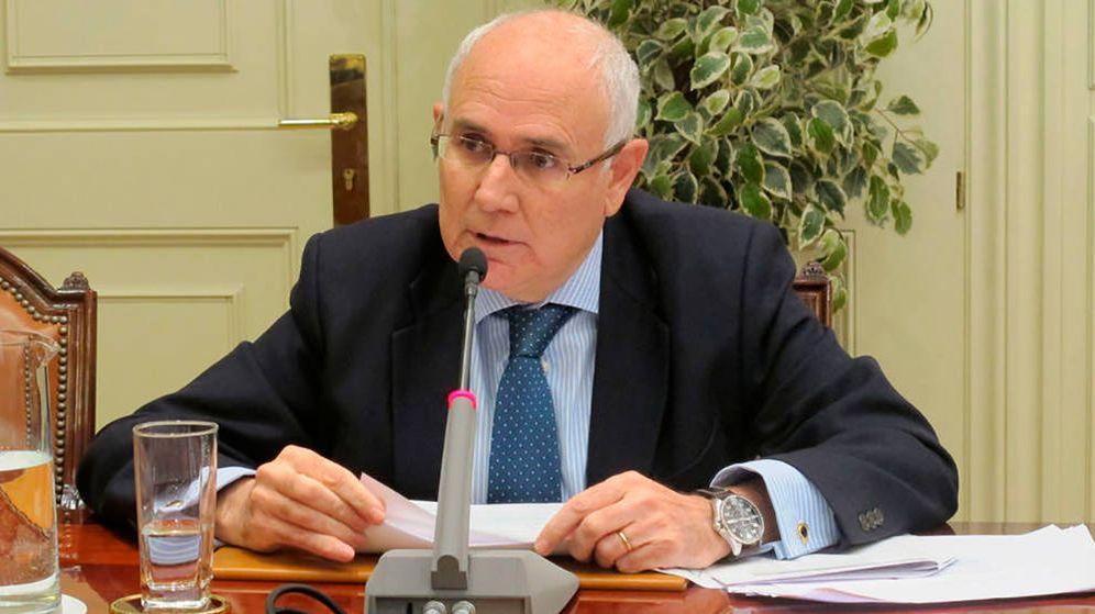 Foto: El juez de la Audiencia Nacional, Juan Pablo González. (CGPJ)