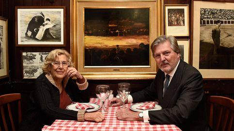 El esperado almuerzo personal entre Méndez de Vigo y Manuela Carmena