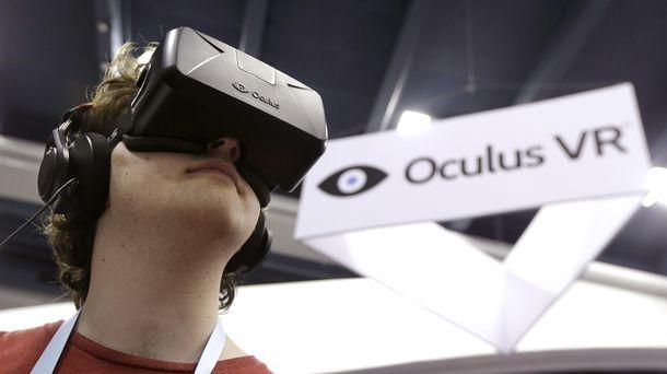 Foto: Oculus Rift llegará en 2016 de la mano de Microsoft