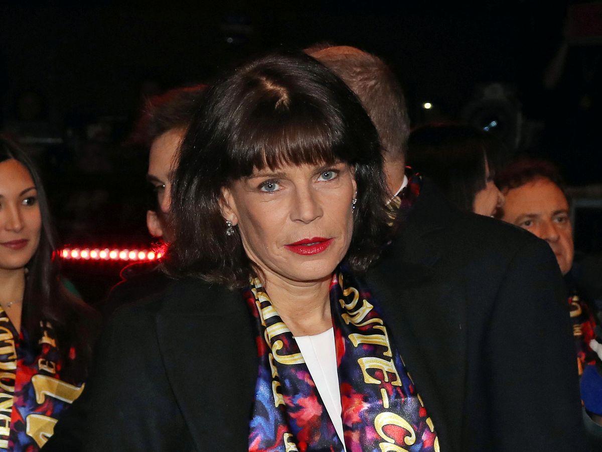 Foto: La princesa Estefanía de Mónaco, en una imagen de archivo. (Reuters)