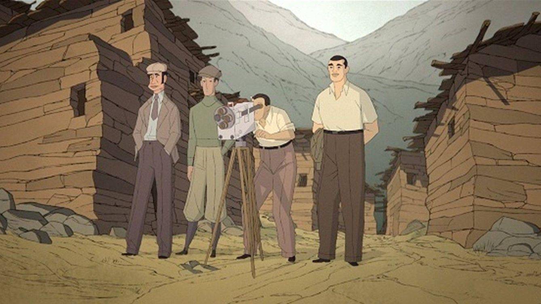 Foto: 'Buñuel en el laberinto de las tortugas'