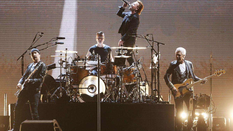 U2 presentan la primera gira de rock prosistema