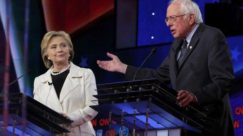 Sanders se apunta otro tanto frente a Clinton y Donald Trump gana sin rivales
