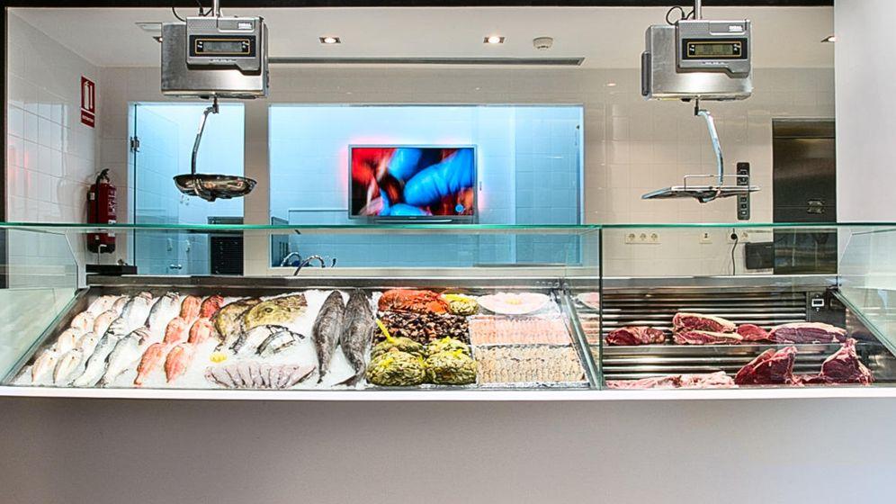 Restaurantes de madrid materia prima una cocina - Aprovisionamiento de materias primas en cocina ...