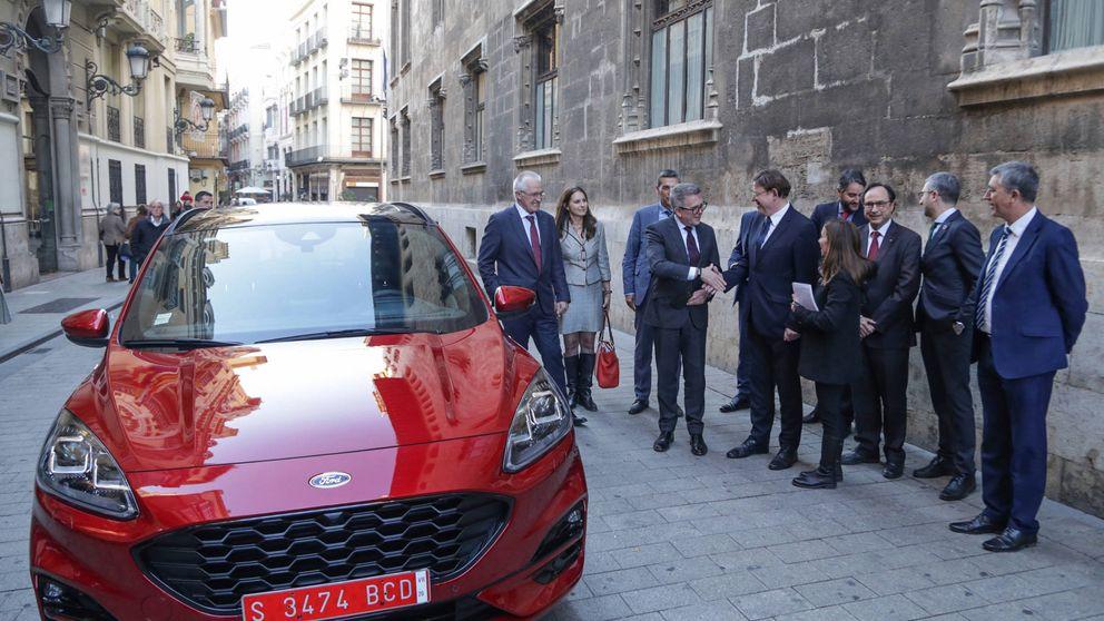 Ford apuesta por Valencia para su electrificación en Europa