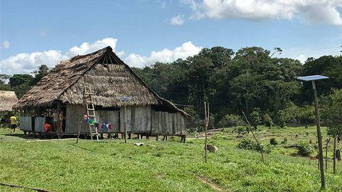 Cómo llevar luz eléctrica al corazón del Amazonas