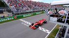 El absurdo error en línea de meta que pudo provocar una tragedia en el GP de Canadá