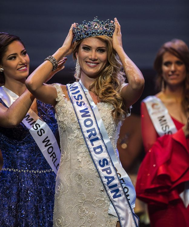 Foto: Mireia Lalanda, Miss World Spain 2015