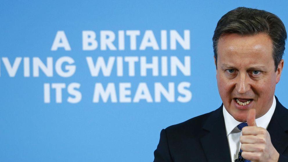 Cameron propone espiar servicios como WhatsApp