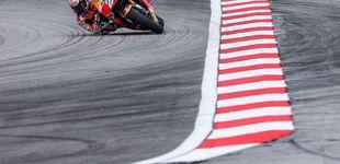 Post de La nueva vida de Pedrosa y las tediosas jornadas que ha firmado con KTM