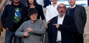 Post de Roures salva a Woody Allen, el apestado de Hollywood:
