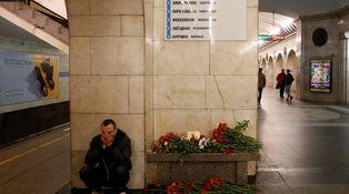 Atentado de San Petersburgo: los efectos de la intervención de Rusia en la guerra de Siria