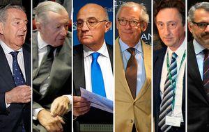 Un G-8 catalán descolocado por el proceso soberanista
