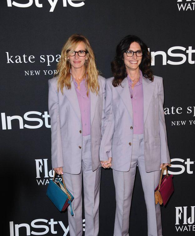 Foto: Julia Roberts y Elizabeth Stewart. (Cordon Press)