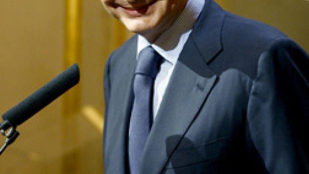 Zapatero culpa de nuevo de la crisis a EEUU y a las hipotecas 'subprime'