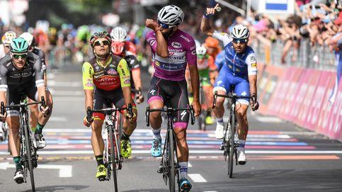 El reinado de Gaviria en los sprints no tiene fin y consigue un gran 'hat-trick'