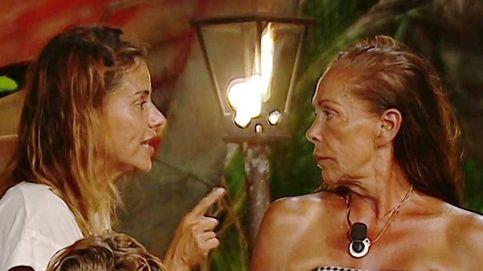 El momento en el que Mónica Hoyos llamó 'hija de...' a Isabel Pantoja en 'SV'