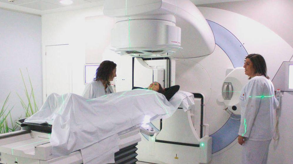Foto: El equipamiento de radioterapia oncológica que se adquirirá con este dinero. (Fundación Amancio Ortega)