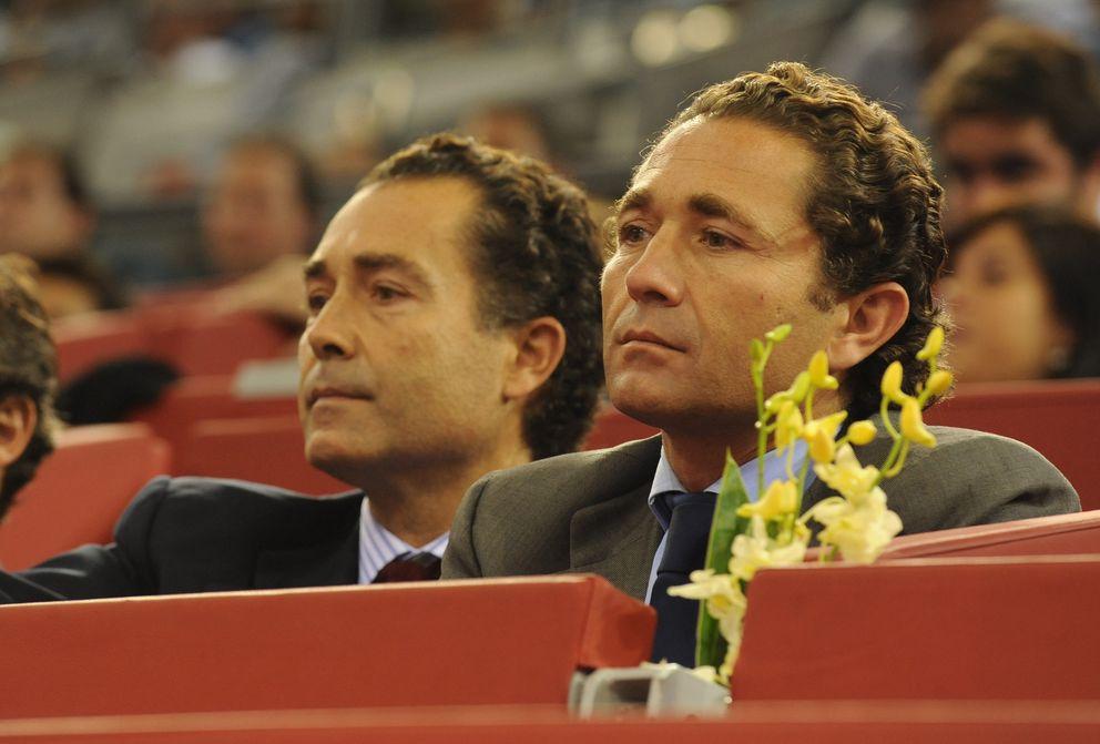 Los hermanos Fuster, Ricky y Álvaro (I.C.)