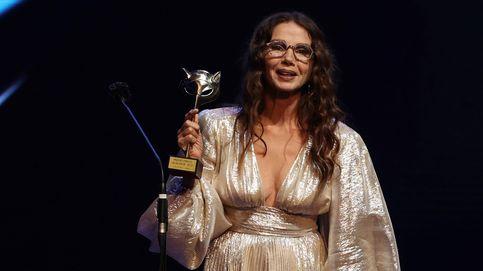 Victoria Abril, en los Premios Feroz: Siento mucho si os he ofendido, para mí todas las vidas cuentan