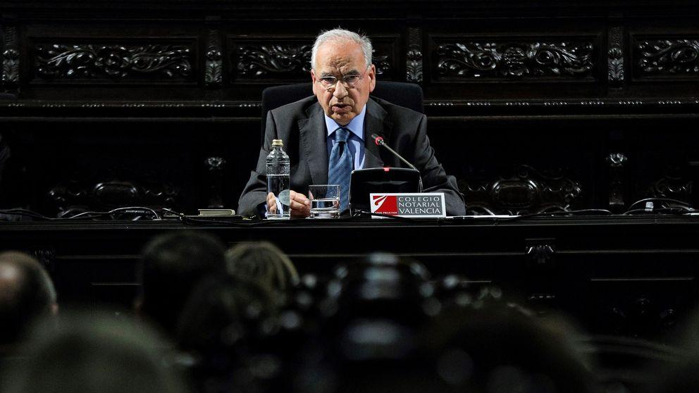 Alfonso Guerra: Ha llegado la hora de que los progresistas proclamen su patriotismo