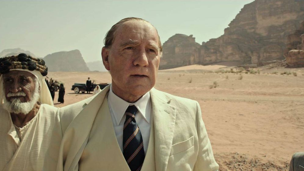 Foto: Kevin Spacey en el trailer oficial de All the Money of the World