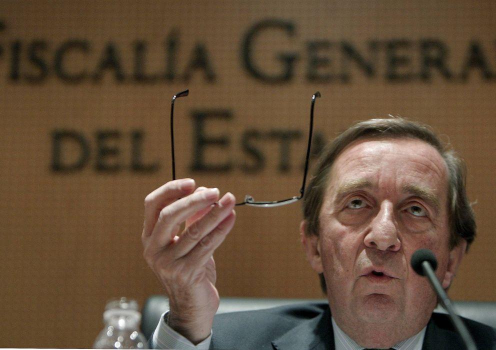Foto: El fiscal jefe Anticorrupción, Antonio Salinas (EFE)